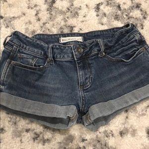 Bullhead Jean Shorts. Size 1. From PacSun.